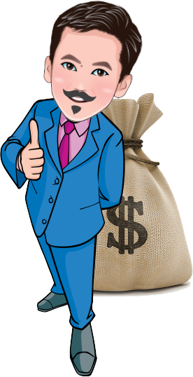 dollar man
